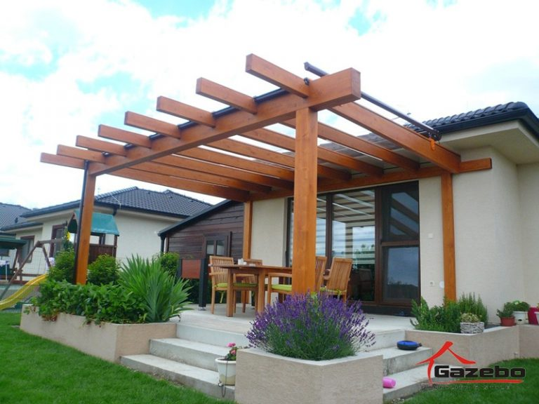How to select a wooden pergola?