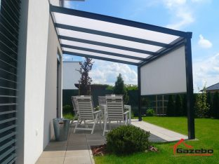 How to choose aluminum pergola?